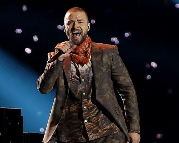 Justin Timberlake pospone concierto por problema de salud